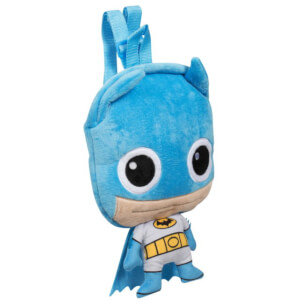 DC Comics Kids Batman Plush Backpack (My Geek Box)