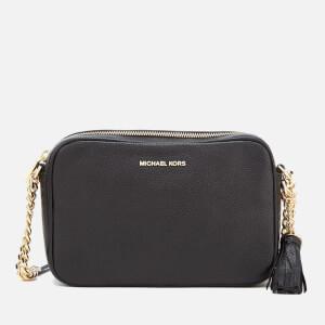 MICHAEL MICHAEL KORS Women's Ginny Medium Camera Bag - Black