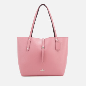 Coach Women's Market Tote Bag - Glitter Rose