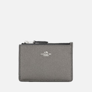 Coach Women's Mini Skinny ID Wallet - Metallic Graphite