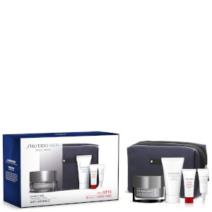 Shiseido Men's Total Revitalizer Gift Set (Worth £89.00)