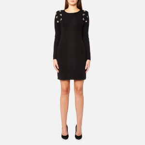 MICHAEL MICHAEL KORS Women's Lacing Dress - Black