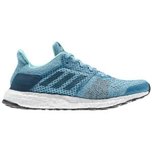adidas Women's Ultra Boost ST Running Shoes - Blue