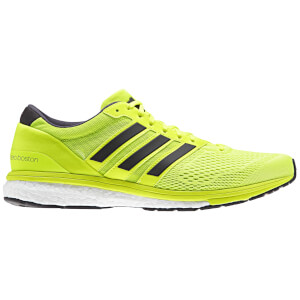 adidas Men's adizero Boston 6 Running Shoes - Yellow