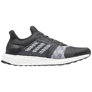 adidas Women's Ultra Boost ST Running Shoes - Carbon