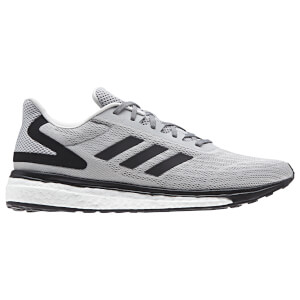 adidas Men's Response Light Running Shoes - Grey