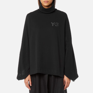 Y-3 Women's Tube Sweatshirt - Black