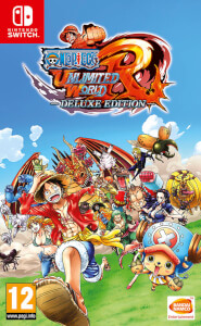 One Piece Unlimited World Red Édition Deluxe