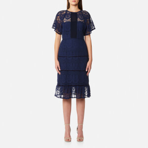Foxiedox Women's Morganne Midi Dress - Navy
