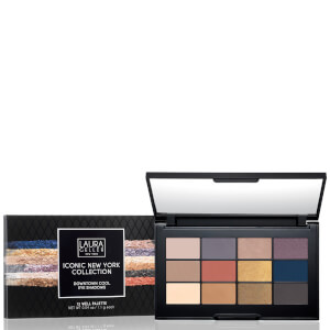 Laura Geller Iconic New York Downtown Cool Eye Shadow Palette