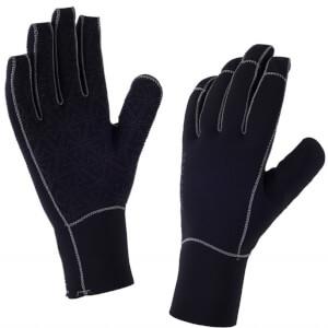Sealskinz Neoprene Gloves - Black/Grey