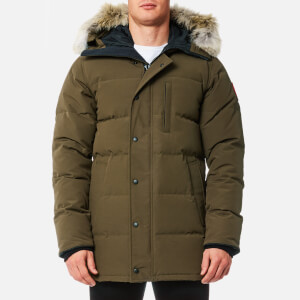 Canada Goose Men's Carson Parka - Military Green