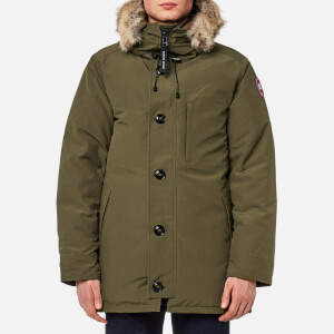 Canada Goose Men's Chateau Parka - Military Green