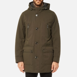 Michael Kors Men's Anorak - Fatigue