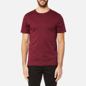 Michael Kors Men's Liquid Jersey Short Sleeve Crew Neck T-Shirt - Chianti