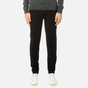 Michael Kors Men's Stretch Cuffed Sweatpants - Black