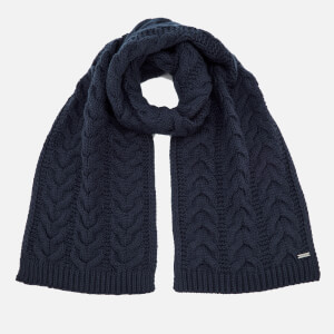 Michael Kors Men's Links Cable Muffler - Midnight