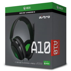 Casque de Gaming ASTRO A10 (Xbox One/PS4/PC)