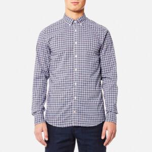 Tommy Hilfiger Men's Lewisburg Check Shirt - Estate Blue/Multi