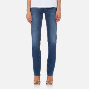 BOSS Orange Women's Orange J30 Jeans - Blue