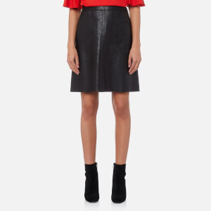 BOSS Orange Women's Beliesy Skirt - Black