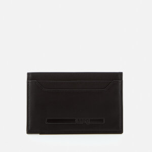 McQ Alexander McQueen Men's Card Holder - Darkest Black