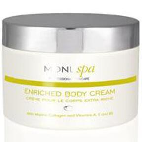 MONU Enriched Cocoa Butter Body Cream