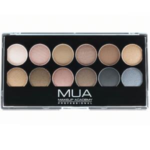 MUA Eyeshadow Palette