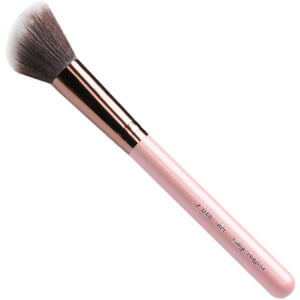 Luxie Rose Gold Large Angled Face Brush 504