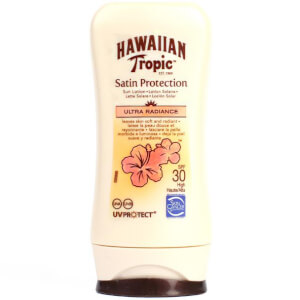 Hawaiian Tropic Satin Protection Sun Lotion SPF30