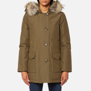 Woolrich Women's Arctic Parka DF - Alpha Taupe