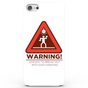 Coque iPhone & Android Warning! Dad Dance - 4 Couleurs