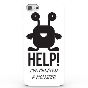 Help I've Created a Monster! Phone Case for iPhone & Android - 4 Colours