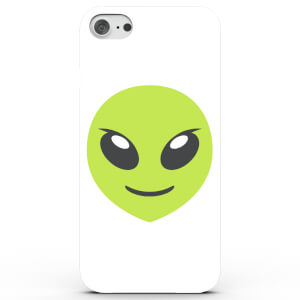 Coque iPhone & Android Emoji Extraterrestre- 4 Couleurs
