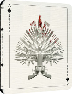 Smokin' Aces - Zavvi Exclusive Limited Edition Steelbook