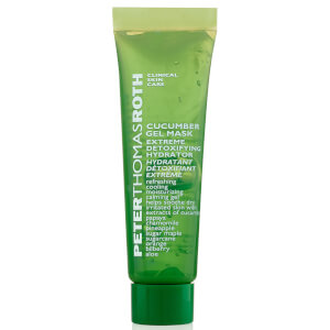 Mascarilla de gel Cucumber de Peter Thomas Roth 14 ml