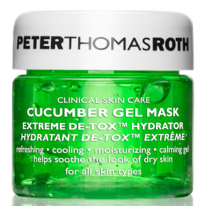 Peter Thomas Roth Cucumber Gel Mask ogórkowa maska żelowa 14 ml