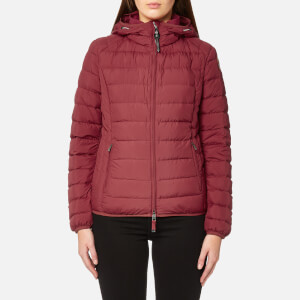 Parajumpers Women's Juliet Super Lightweight Coat - Dark Red