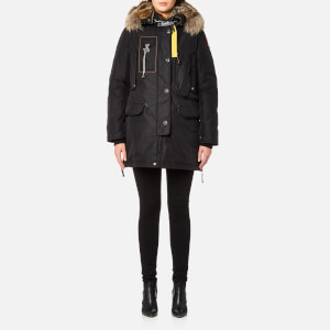 Parajumpers Women's Kodiak Masterpiece Coat - Black