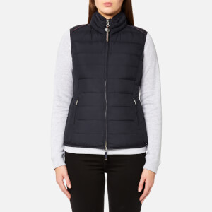 Parajumpers Women's Dodie Super Lightweight Gilet - Blue/Black