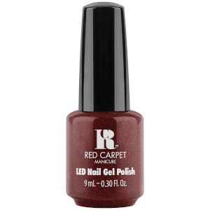 Red Carpet Manicure Ruby Gel Nail Polish 9 ml