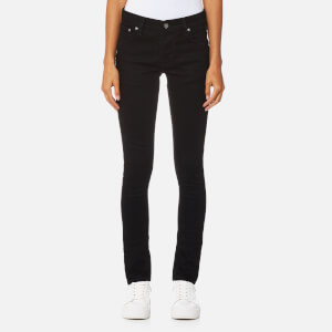 Nudie Jeans Women's Tight Terry Jeans - Deep Black