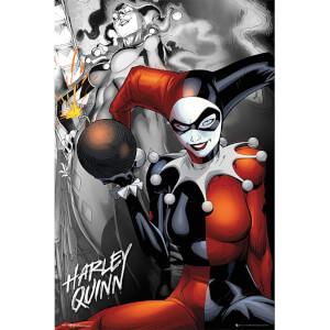 DC Comics Quinn the Bomb - 61 x 91.5cm Maxi Poster