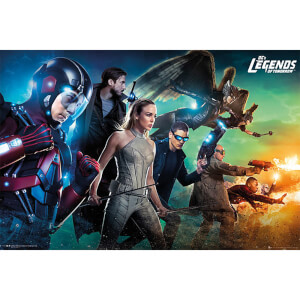 Legends of Tomorrow Team - 61 x 91.5cm Maxi Poster