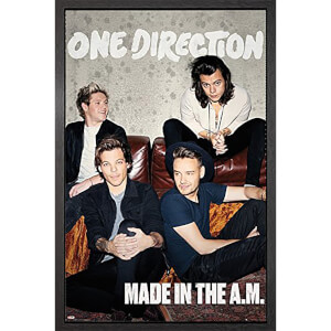 One Direction Made in the AM - 61 x 91.5cm Framed Maxi Poster