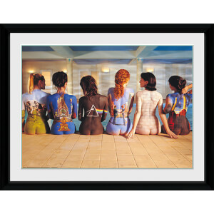 Pink Floyd Back Catalogue - 16 x 12 Inches Framed Photograph