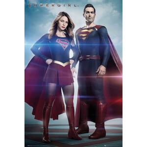 Supergirl Duo - 61 x 91.5cm Maxi Poster