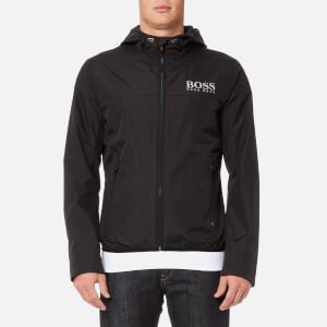 BOSS Green Men's Jel Tech Jacket - Black