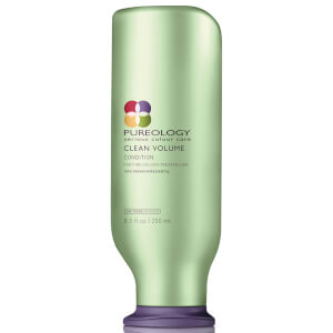 Pureology Clean Volume Colour Care balsamo volumizzante per capelli colorati 250 ml