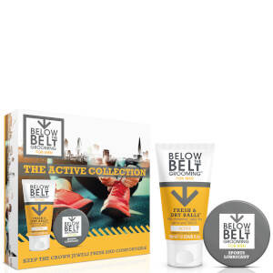Below the Belt 'The Active Collection' Gift Set